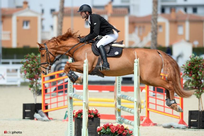 Triunfo belga para Dominique Hendrikx en categoría Gold en Oliva Nova