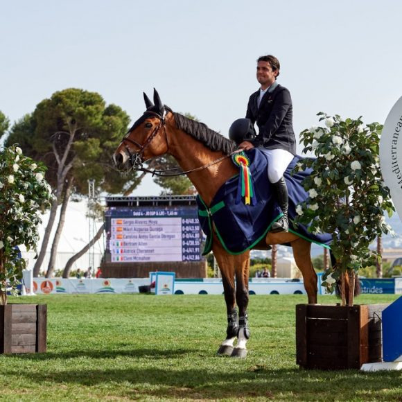 Triumph of Sergio Álvarez Moya in the Grand Prix Oliva Nova Trophy
