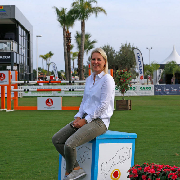 "Bettina Pöhls: ""Oliva is a neuralgic point for equestrian activity"""