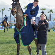 A new triumph of Scott Brash closes the second week of Spring MET II of Oliva Nova