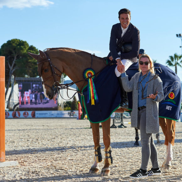 Pedro Veniss concludes Spring MET I 2019 with a win in the CSI3* Grand Prix presented by CHG
