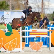 Sanne Thijssen saves the best for last in the CSI2* Grand Prix presented by Oliva Nova Beach & Golf Resort at Spring MET I 2019