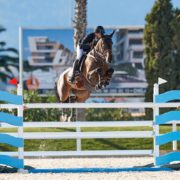 Stijn Timmerman steals the show in the CSI2* Grand Prix
