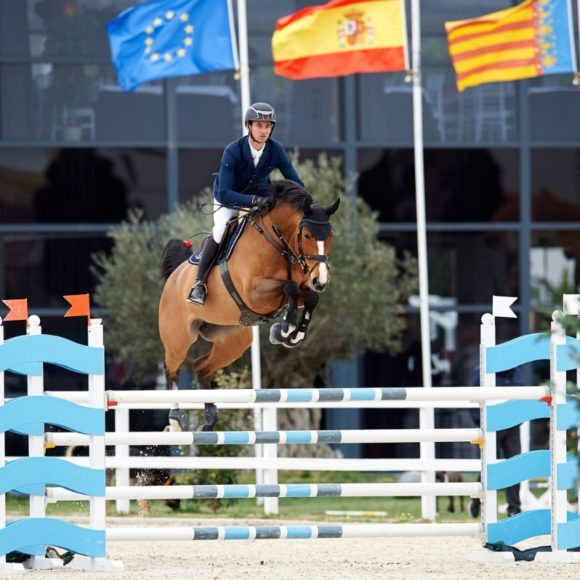 World number one Steve Guerdat returns to Oliva