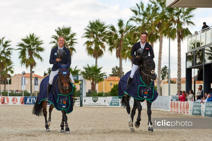Fantastic finish to Autumn MET I as Will and Van Paesschen tie for the win in the CSI3* Grand Prix presented by CHG