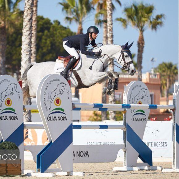 Marlon Modolo Zanotelli and Sweet Tricia take the top honours in the CSI2* 1.45m Grand Prix presented by Oliva Nova Beach & Golf Resort at Spring MET II 2020