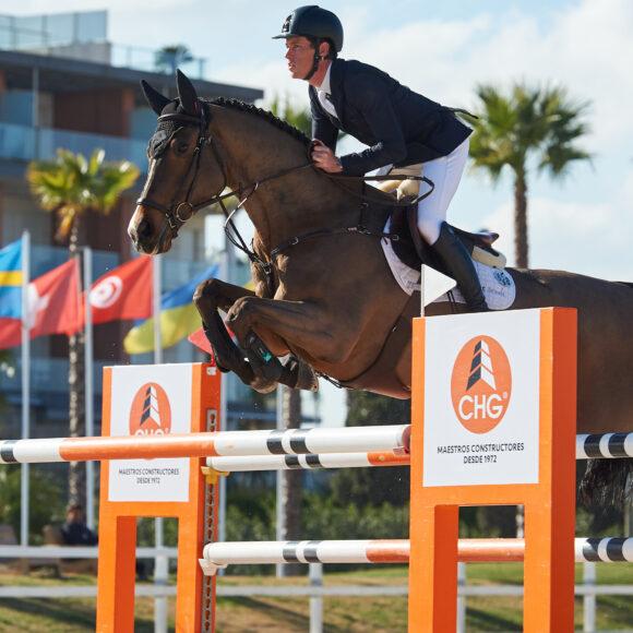 La Novena edición del consolidado Mediterranean Equestrian Tour arranca de nuevo en las instalaciones de Oliva Nova