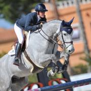 Final de caballo joven en Spring MET II 2018 presentado por Kingsland