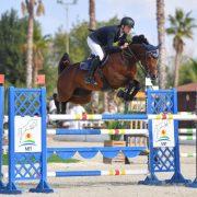 Máximos honores para Grannuschka, Quissini LS y Diarado´s Girl TW en la primera final de caballos jóvenes