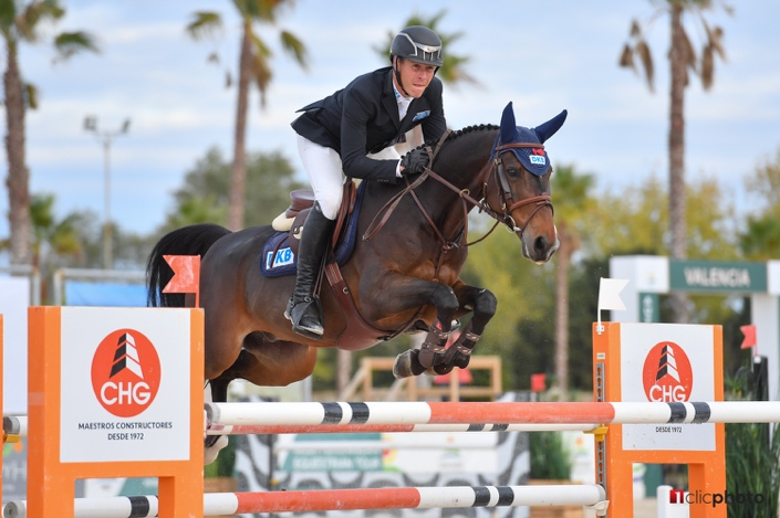 Nice Guy Z, Damocles From Second Life Z & Lady Angeles take the top honours in Young Horse Finals presented by Dammann Reitplatz u. Sportplatzbau GmbH at Spring MET I 2019