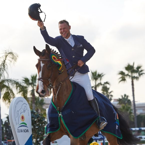 Jean-Christophe de Grande concludes Spring MET II 2019 with surprise win in the CSI3* Grand Prix