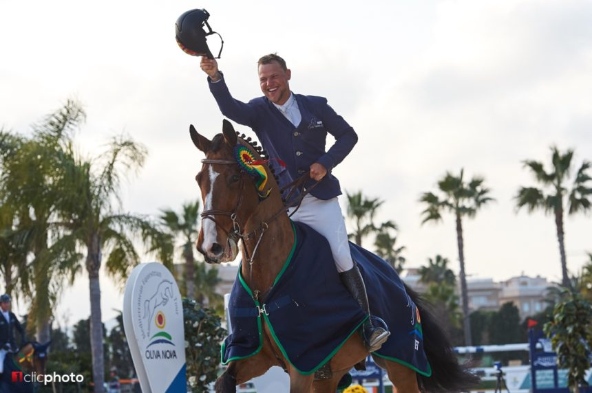 El Mediterranean Equestrian Tour acaba su segunda etapa-MET II