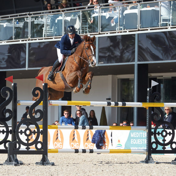 World-class riders to Spring MET III 2019