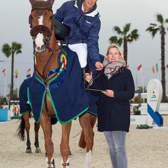 Concluye el Mediterranean Equestrian Tour de Primavera con grandes resultados para los españoles