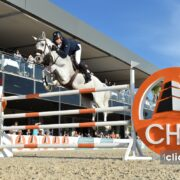 Julien Epaillard and Jalanta P's winning ways continue with victory in the CSI3* Grand Prix presented by CHG at Spring MET I 2020