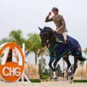 A victorious comeback for Zorzi in the CSI3* 1.50m Grand Prix presented by CHG at Spring MET II 2021