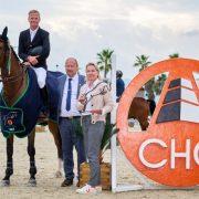 La primera etapa del Mediterranean Equestrian Tour finaliza con buen balance español